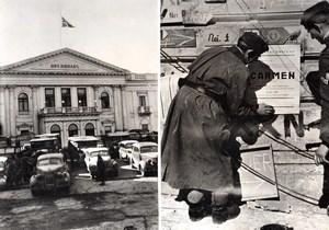Allemagne ? Opernhaus Opera Carmen Ancienne Photo de Presse 1940's