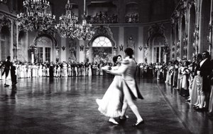 TV Movie War and Peace Ballroom Dancing Dancers old Photo 1980's