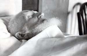 Ayot St Lawrence Playwright George Bernard Shaw Post Mortem old Photo 1950