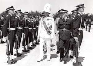 Australia Point Cook RAAF Academy Graduation Lord de l'Isle old Photo 1963