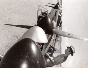 Australia RAAF Parachute Rigger Packer Aviation old Photo 1960