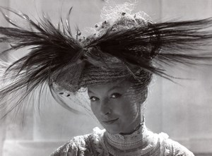Actress Marina Vlady in the movie La steppa old Photo 1962