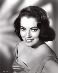 Actress Susan Kohner in the film Imitation of Life old Universal Photo 1959
