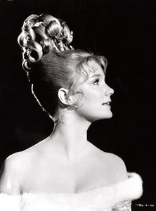 Yvette Mimieux in The Wonderful World of the Brothers Grimm old Photo 1962