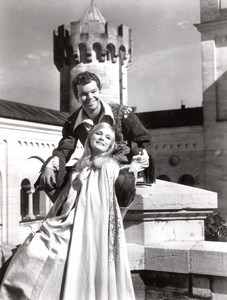 Yvette Mimieux Russ Tamblyn The Wonderful World of the Brothers Grimm Photo 1962