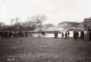 Marseille Aviation Brindejonc des Moulinais Morane Saulnier old Photo 1914