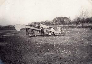 France Issy? Aviation La Fregate Monoplane old Photo circa 1910
