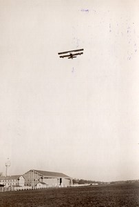 France Argenteuil Aviation Hydravions FBA Schreck Flying old Photo 1913
