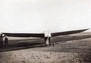 France Aviation Parent & Bruneau Fusiforme Airplane old Branger Photo 1911
