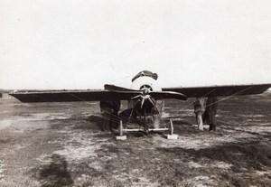 France Aviation Circuit d'Anjou Zens Monoplane old Meurisse Photo 1912