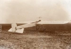 France Aviation Morane-Borel Monoplane old Branger Photo 1912