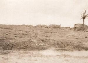 Belgique? WWI Ligne de Blockhaus? Sergent Dupuy Ancienne Photo 1917