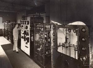 Australia Pennant Hills Sydney Radio Centre AWA Transmitter old Photo 1933