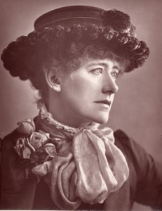 United Kingdom Theatre Stage Actress Miss Ellen Terry old Photo 1880