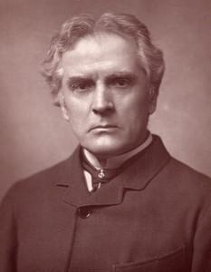 United Kingdom Theatre Stage Actor Hermann Vezin old Photo 1880