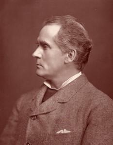 Royaume-Uni Theatre Acteur Hermann Vezin Ancienne Photo 1880