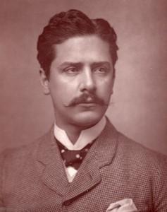 United Kingdom Theatre Stage Actor William Terriss old Photo 1880