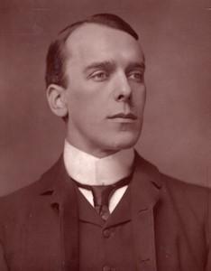 United Kingdom Theatre Stage Actor E.S. Willard old Photo 1880