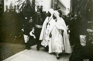 France Vichy Sultan of Morocco Mulai Abdelhafid Old Photo Branger 1912