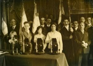 Paris Lottery Tirage de la Dette Banque de France Old Meurisse Photo 1930