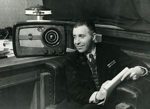 URSS Moscou Boris Isakov journaliste du journal La Pravda ancienne Photo 1947