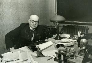 URSS Moscou David Zaslavsky Redacteur du journal La Pravda ancienne Photo 1947