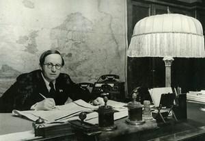 URSS Moscou P N Postelov Directeur du journal La Pravda ancienne Photo 1947