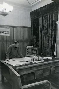 URSS Moscou M A Sivolobov Redacteur du journal La Pravda ancienne Photo 1947