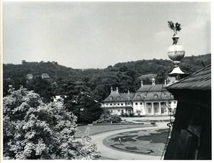 East Germany Dresden Schloss Pillnitz Castle Old Photo 1967