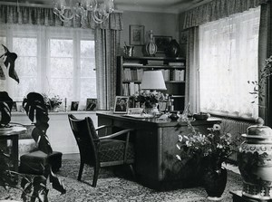 East Germany Dresden Writer Martin Andersen Nexo Apartment Old Photo 1969