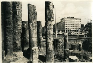 East Germany Chemnitz Karl-Marx-Stadt Old Photo 1970