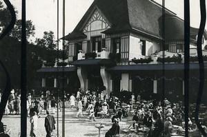 France Le Touquet Paris Plage casino of the Forest Old Photo Pecceu 1930's