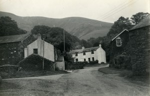 England Lake District Buttermere Village Old Amateur Photo 1930