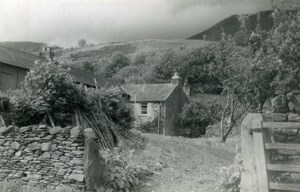 England Lake District Caldbeck Village Old Amateur Photo 1930