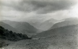 England Lake District Pony Track near Keswick Old Amateur Photo 1930