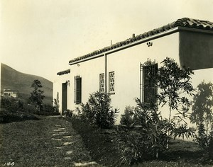 USA California Palos Verdes Peninsula House Old Photo 1920's