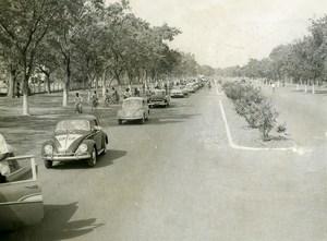 Africa Burkina Faso Ouagadougou VW Beetle Old Photo Sarr Cheick 1960