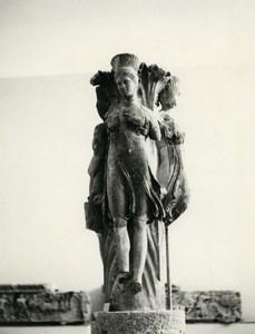 Tunisia Carthage Study Architecture Sculpture Old Photo Leon Lemaire 1935