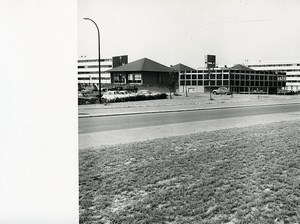 France Villeneuve d'Ascq Annappes Cite scientifique Science Park Old Photo 1970