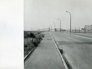 France Villeneuve d'Ascq Annappes Cite scientifique Science Park Old Photo 1970