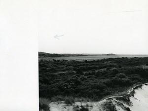 France Loon Plage emplacement du futur port Ancienne Photo 1970