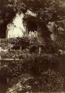 France Versailles Castle grove of Apollo Baths Old Photo Villeneuve 1900