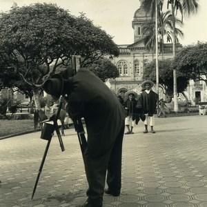 Equateur Micias l'enfant des Andes Photographe Ancienne Photo Gerard Beauvais 1960