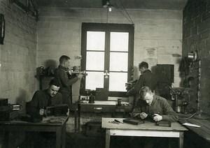 WWI AEF 2nd Aviation Instruction Centre Tours Ecole de Photographie Aérienne Photo 1918