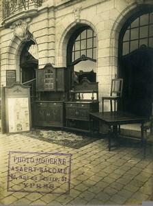 Belgium Ieper Publicity Photographer Asaert Salome Hotel Excelsior Photo 1920