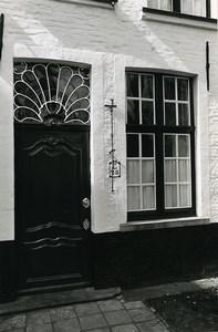 Belgium Bruges Historical Flemish City House Façade Old Art Photo Deplechin 1970