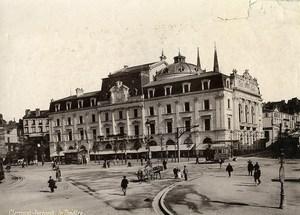 France Auvergne Clermont Ferrand le Théâtre Ancienne Photo 1890
