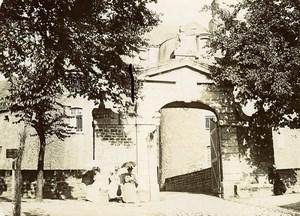 France Pas de Calais Chateau environs d' Audresselles Ancienne Photo 1899