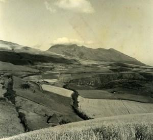 Equateur Micias Enfant des Andes Paysage Ancienne Photo Gerard Beauvais 1965