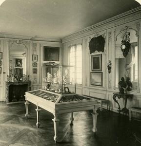 France Paris Snapshot Hotel de Sevigne old NPG Stereo Photo 1900